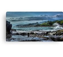 Surf's up! Canvas Print