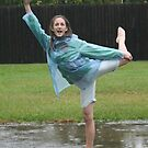 Dancing In The Rain by Adah