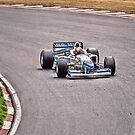 Benetton B196 by JEZ22