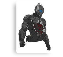 Dark Knight colored Canvas Print