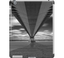 Humber Bridge, England iPad Case/Skin