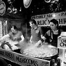 Belfast 6.12.09 - Garlic Mushrooms by SNAPPYDAVE