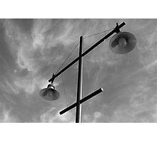 Launceston Lamp Photographic Print