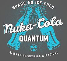 Share A Nuka Cola Quantum by PossiblySatan