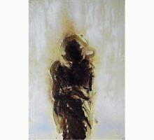 dark entity. 11''x16''. oil on wood. Unisex T-Shirt