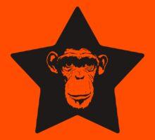Monkey Superstar Kids Tee