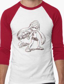 Splatoon ! Men's Baseball ¾ T-Shirt