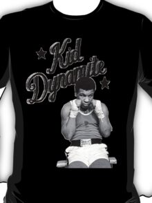 Kid Dynamite - A tribute to boxing great Mike Tyson T-Shirt