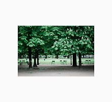 Tuileries Garden Chairs Unisex T-Shirt