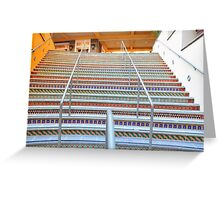 PV Staircase I Greeting Card