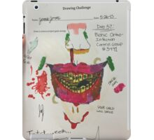 Infected iPad Case/Skin