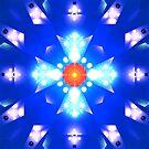 3D Kaleidoscope 2 by Hugh Fathers