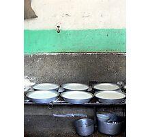 Yogurt Photographic Print