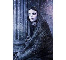 Frozen Photographic Print