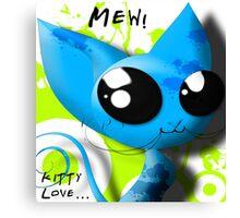 Mew! Canvas Print