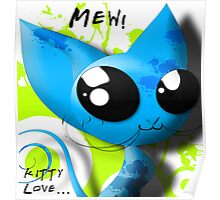 Mew! Poster