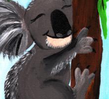 Cute Koala Australia Sticker