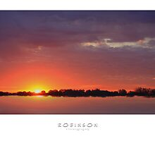 Sunrise over the Proper by fishers9317