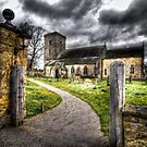 Pathway to god by Phil Scott