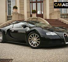 Bugatti Veyron by caradvice