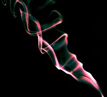 Smoke Ribbons by bradlentz-photo