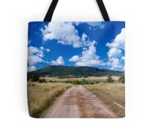 Chama New Mexico Tote Bag