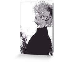 kaneki ken Greeting Card