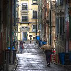 Rainy California Day by Phil Scott