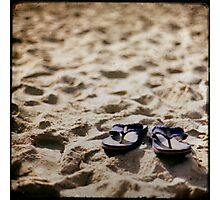 where is summer Photographic Print