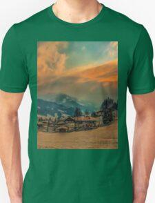 a stunning Austria landscape T-Shirt