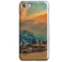 a stunning Austria landscape iPhone Case/Skin