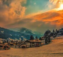 a stunning Austria