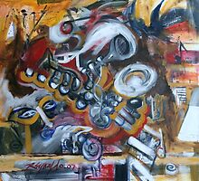 The Wolf by Reynaldo