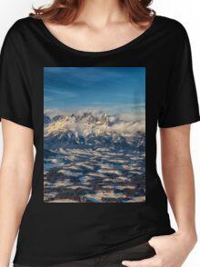 a historic Austria landscape Women's Relaxed Fit T-Shirt