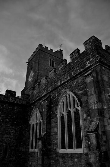East Budleigh Church by imageworld
