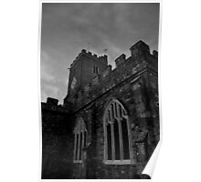 East Budleigh Church Poster