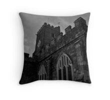 East Budleigh Church Throw Pillow