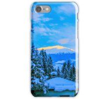 a colourful Austria landscape iPhone Case/Skin