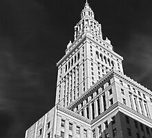 Cleveland Union Terminal Building(Terminal Tower) 2 by MClementReilly