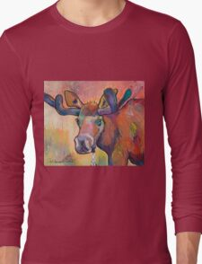 Early Morning Browser Long Sleeve T-Shirt