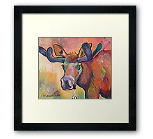 Early Morning Browser Framed Print