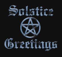 Solstice Greetings T-Shirt