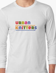 Urban Knitters - golden T-Shirt