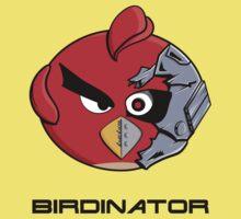 Birdinator One Piece - Short Sleeve