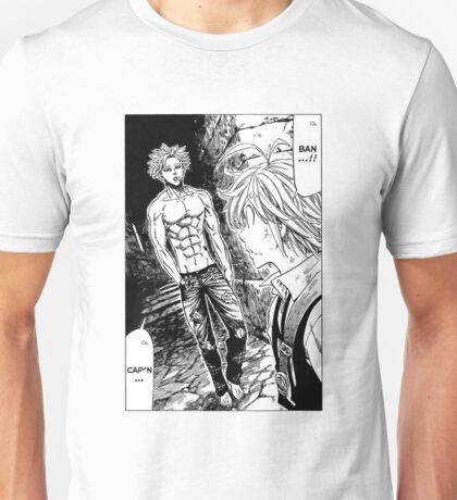 7 deadly sins manga. Unisex T-Shirt