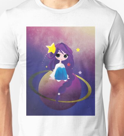 With Drops of Jupiter in her Hair Unisex T-Shirt