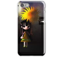 It's a Long Drive Back to Vegas Skies iPhone Case/Skin
