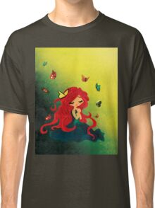 This Girl only Sleeps with Butterflies Classic T-Shirt