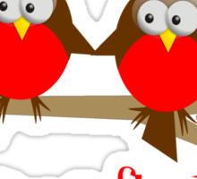 Wanna Flock? Sticker