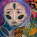 Leopard Woman by Kimberly Kirk